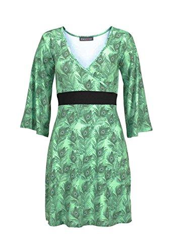 Melrose Kleid/Tunikakleid/grün (40)
