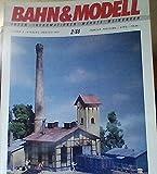 Bahn & Modell 2/88 - Baureihe 39 mit Bauzeichnungen, Bauanleitung: Schrägaufzug, F 55/56