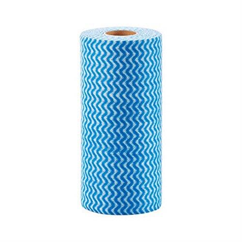 XJoel Rolle Des 50pcs Einweg-nichtgewebte Gewebe Waschen Reinigungstuch Scouring Pad (Einfache Kommerzielle Kostüme)
