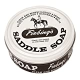 Fiebing's Saddle Soap White Polish Cleans Leather Renew Revive Color 12oz