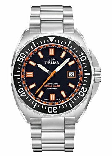 DELMA Shell Star Automatic