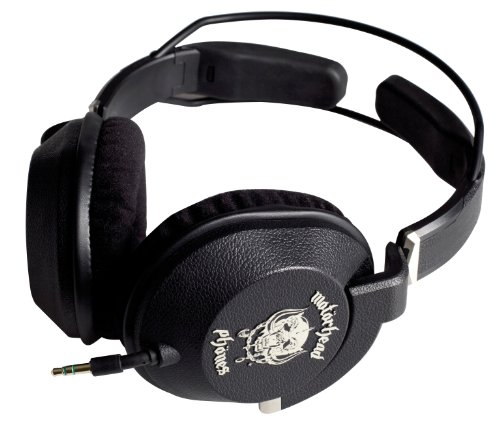 Motörhead Phönes Iron Fist Over-Ear Kopfhörer für Rock und Metal