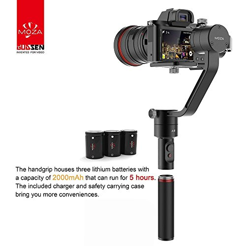 MOZA Air Gimbal - 9