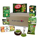 Japanese Matcha Green Tea Sweets and Snacks assortment gifts 8 pcs