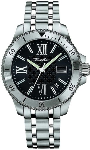 Montre homme Thomas Sabo Rebel at Heart WA0019-201-203-44
