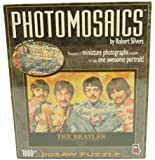 Photomosaics 1000 Piece Jigsaw Puzzle The Beatles By Robert Silvers