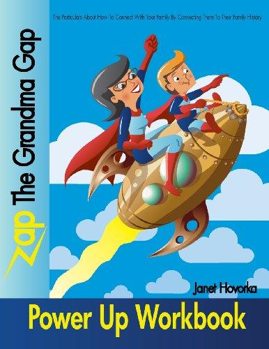 Zap the Grandma Gap Power Up Workbook