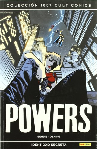 Powers 5 - identidad secreta