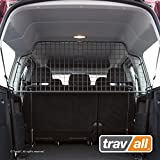 Travall® Guard Hundegitter TDG1223 - Maßgeschneidertes Trenngitter in Original Qualität