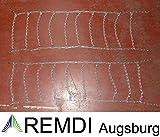 Remdi Augsburg Schneeketten 24x9.50-12 (24 x 9.50-12) Profi Ausführung Gliederstärke 4,5 mm