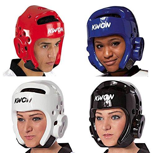 KWON Kopfschutz, schwarz, verschiedene Größen Test