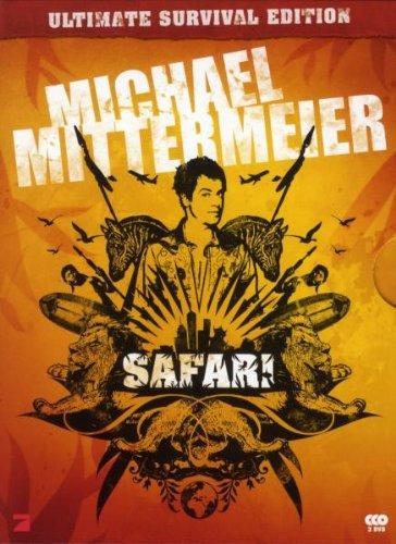Michael Mittermeier - Safari [3 DVDs] (Lustige Safari Super)