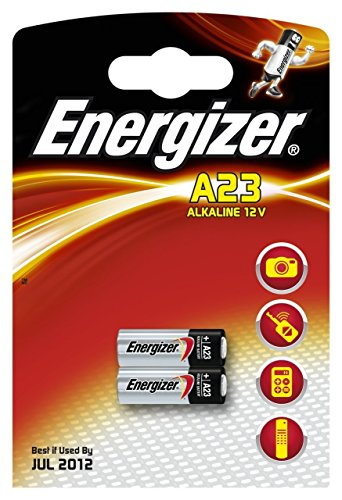 3X Twin Pack - 2 x Energizer A23 MN21 LRV08 GP23A 12v for sale  Delivered anywhere in UK