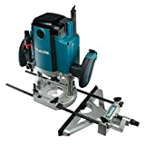 Makita RP1800X - Fresadora De Superficie 1850W 22000 Rpm Pinza 12 Mm 6.0 Kg