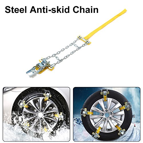 Set-di-5-catene-antiscivolo-auto-pneumatico-pneumatico-di-emergenza-catena-in-acciaio-al-manganese-auto-gomma-antiscivolo-antiscivolo-cintura-per-Snow-Road-Sand-Road