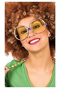hippy sunglasses for adults (accesorio de disfraz)