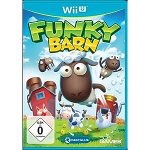 Funky Barn – [Nintendo Wii U]