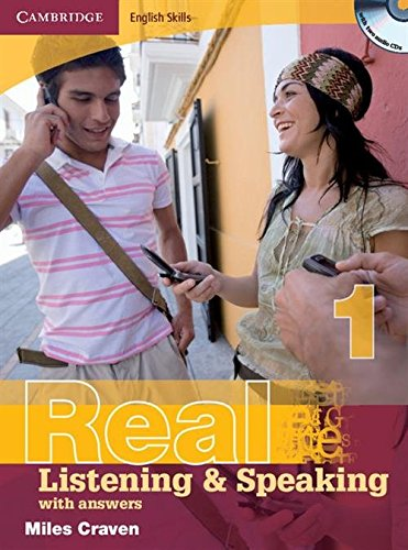 Cambridge English Skills Real Listening and Speaking 1 with Answers and Audio CD: Level 1