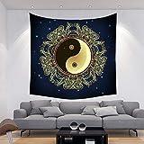 Buddismo taoismo transfrontaliero di vendita caldo meditando sfondo panno appeso arazzo europeo e americano personalizzato personalizzato pittura camera da letto rivestimento murale 05 150 * 150
