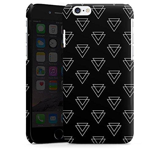 Apple iPhone SE Housse Outdoor Étui militaire Coque Triangle Triangle Triangle Cas Premium brillant