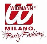 Widmann 98873 - 80-er Jahre Trainingsanzug, Jacke und Hose, Mehrfarbig(blau / lila / rosa),L -