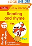Reading and Rhyme Ages 3-5: New Editi...