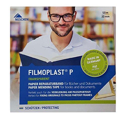 Neschen 82020 Filmoplast P, 50x2cm -
