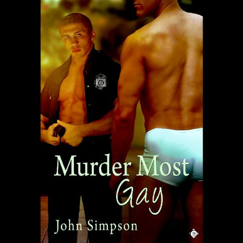 Murder Most Gay  Audiolibri