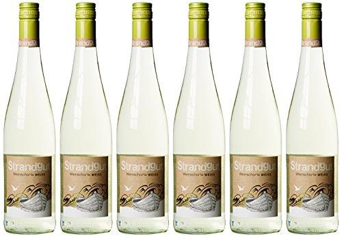 Strandgut Weinschorle weiß (6 x 0.75 l)