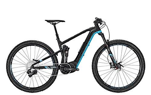Focus Jam² Plus Pro E-Bike 10,5Ah E-Mountainbike 27,5 Magicblack/Maliblue / RH 44 cm / 27,5 Zoll