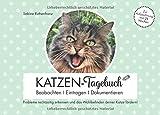 Katzen-Tagebuch - Beobachten - Eintragen - Dokumentieren: Probleme rechtzeitig erkennen und das Wohlbefinden deiner Katze fördern!