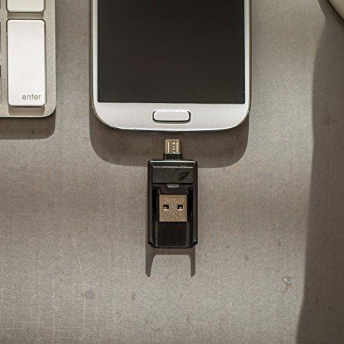 Leef Bridge 64GB Pendrive USB 3.0 e Connettore...