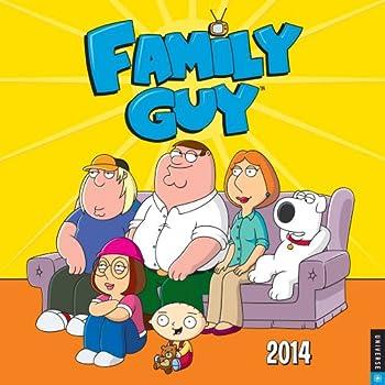 Family Guy 2014 Wall Calendar