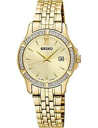 Seiko Damen-Armbanduhr SUR728P1