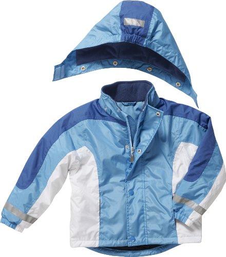 Playshoes Kinder 431201 Warme Winterjacke, Schneejacke, Skijacke