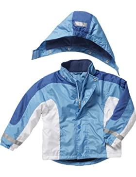 Playshoes Unisex Schneeanzug Schnee-Jacke Hellblau/Marine