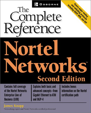 nortel-networks-the-complete-reference-complete-reference-series