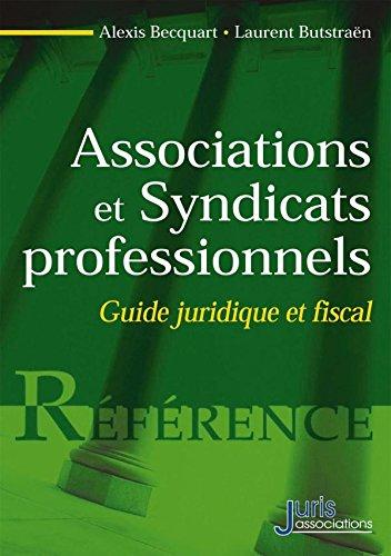 Les syndicats professionnels par Alexis Becquart