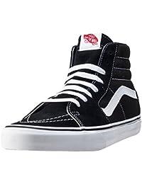 Vans SK8-Hi Classic Suede/Canvas, Sneakers Alti Unisex-Adulto