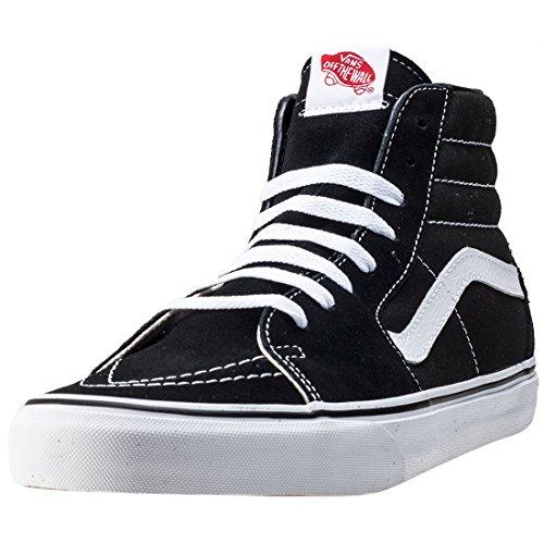 vans herren u sk8-hi high-top sneakerschwarz black 46 eu