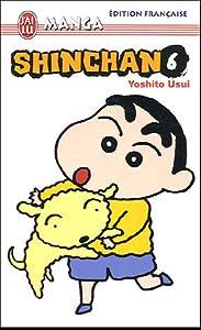 Shin Chan Saison 1 Tome 6