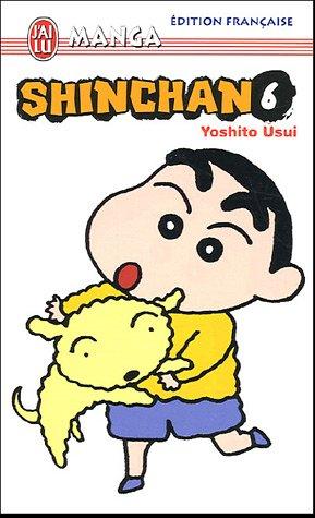 Shin-chan, Tome 6 : par Yoshito Usui