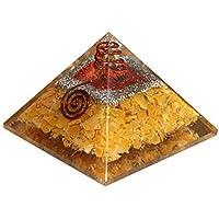 Natur Edelstein Gelb Aventurin Pyramide Spirituelle Reiki Kristall Pyramide für Heilung Energie und Home & Tischdekoration... preisvergleich bei billige-tabletten.eu