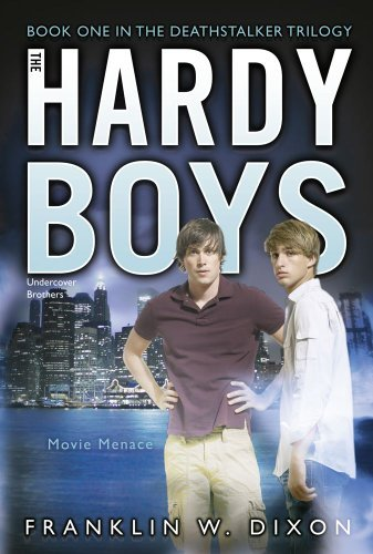 movie-menace-book-one-in-the-deathstalker-trilogy-hardy-boys-all-new-undercover-brothers-by-franklin