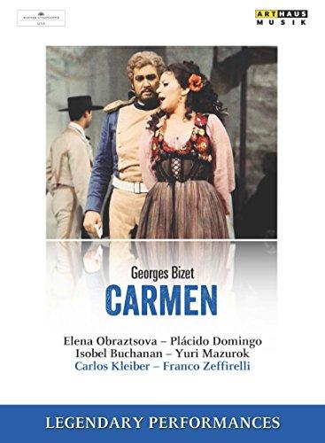 Bizet: Carmen (Legendary Performances) [DVD]
