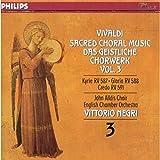 Oeuvres sacrées de musique chorale Vol.3