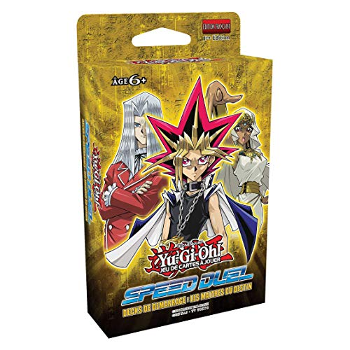 YU-Gi-Oh! Decks de Demarrage Speed Duel : Les Maitres du Destin - Version Francaise