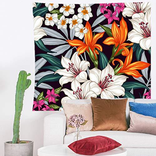 jtxqe Heiße dekorative Tapisserie Studie Hintergrund Tuch hängen Tuch Meter Box Abdeckung Tuch Druck Stoff 20 200 * 150 cm
