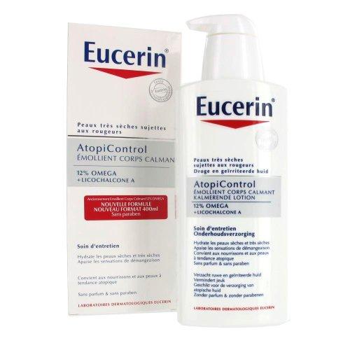 Eucerin Atopicontrol emolient corps 400 ml - 3