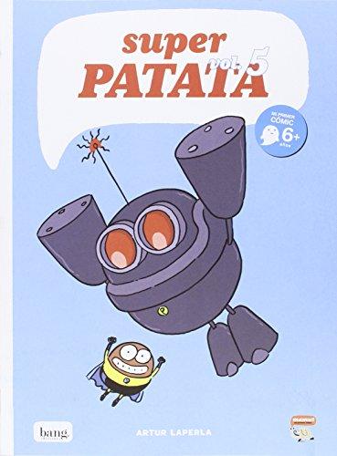Súper Patata, Edición 5 por Artur Laperla